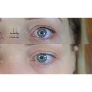 micropigmentare pleoape cu efect de indesire a genelor