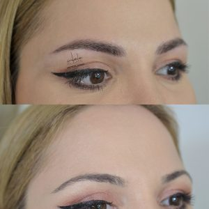 microblading by adele for Alessia
