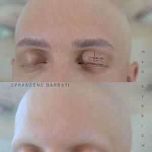 Micropigmentare sprancene Barbati by Adele