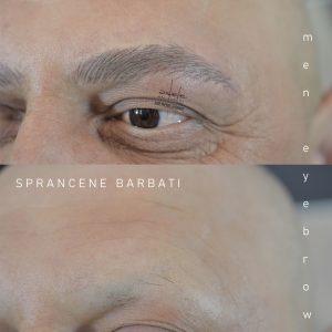 Microblading sprancene Barbati by Adele