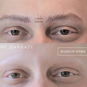 Sprancene barbati Microblading by Adele